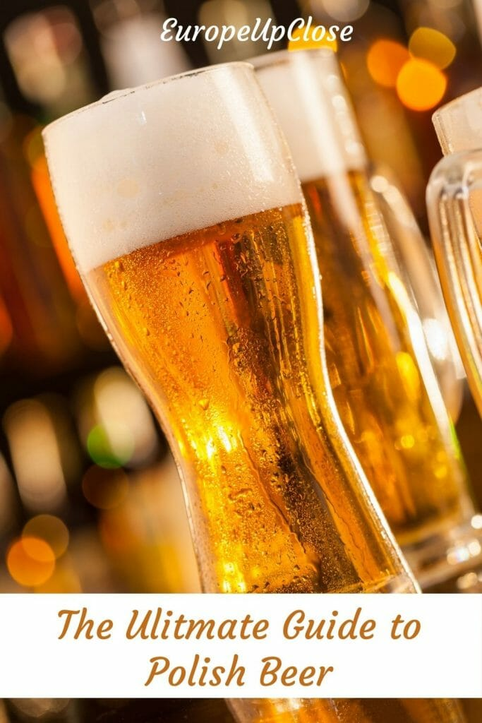 Discover the flourishing Craft Beer scene in Poland and the Polish Beer you can sample all around Poland is strong and well-balanced.