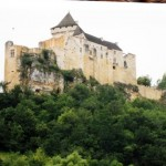 Dangerous Chateau Castelnaud, in France's Dordogne Valley