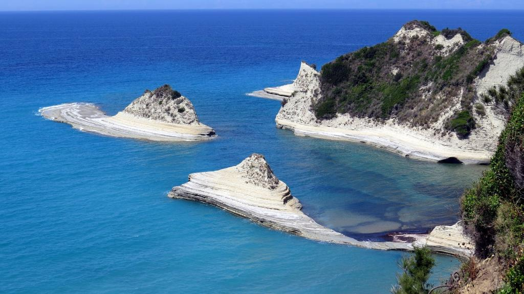Most Popular Greek Islands: Corfu