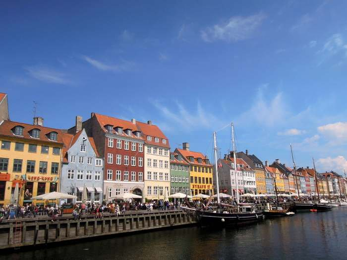 houses in Nyhavn - Where to stay in Copenhagen