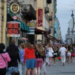 A Walking Tour of St. Petersburg's Nevsky Prospekt