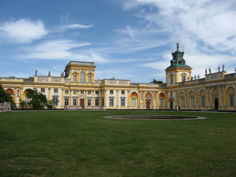 Wilanow-Palace-warsaw