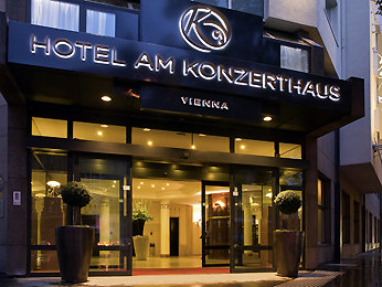 4-star Hotel AM Konzerthaus: where to stay in Vienna