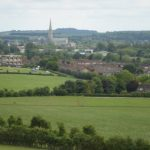 A Visit to Old Sarum in Salisbury, England