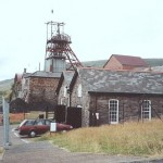 A Day in a  Coal Mine: The Big Pit Mine in Blaenafon, Wales