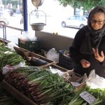 Strolling through the Market in Kalamata, Greece