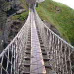 Experience Carrick-a-Rede Rope Bridge in Northern Ireland