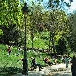Paris's Natural 19th Arrondissement
