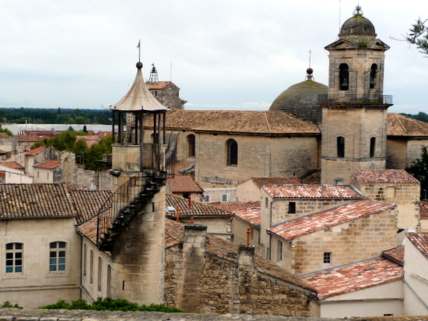 Beaucaire Rooftops