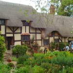A Visit to Anne Hathaway's Cottage