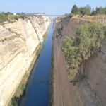 Canal of Corinth, Agamemnon's Tomb and Epidaurus