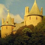 Castell Coch: A Victorian Fantasy Castle in Wales