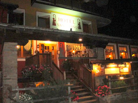 Hotel Sant'Orso, Cogne, Italy