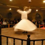Whirling With the Dervishes in Cappadocia, Turkey