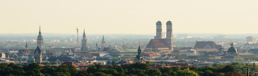 Where to Stay in Munich - Best Hotels in Munich from Luxury to Budget accommodation
