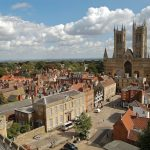 A Visit to Medieval Lincoln, England