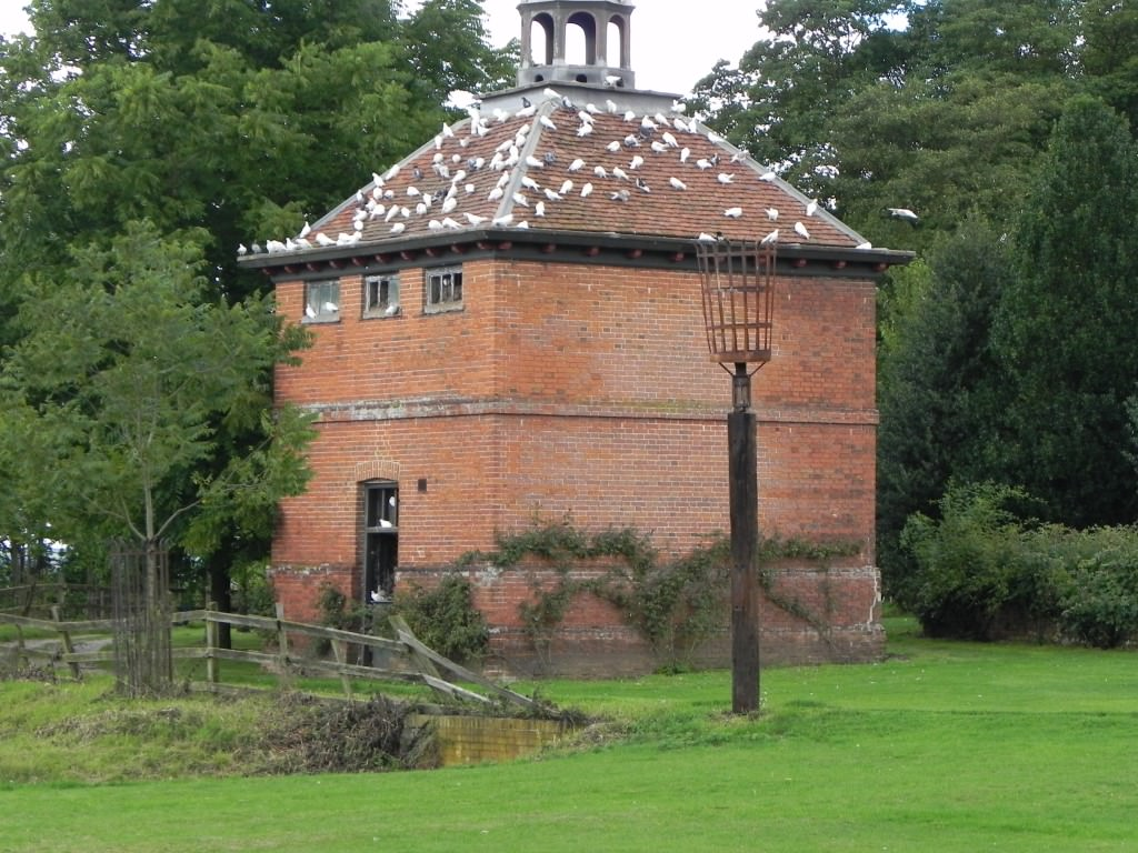 Kentwell Hall's Dovecote