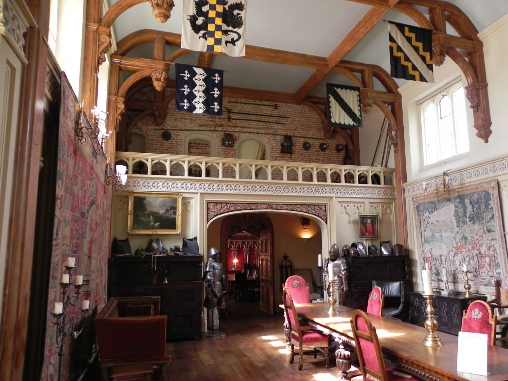 Kentwell's Great Hall