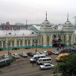 Riding the Trans-Siberian Railway: Irkutsk, Russia