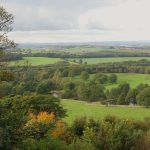 A Tour of the Hardwick Estate in Verdant Derbyshire, England