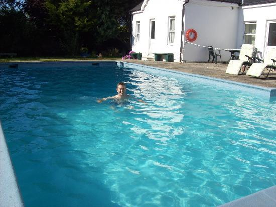 Dunchoille Hotel pool