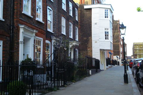 Hampstead street