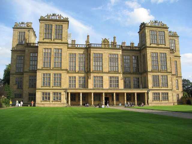 Hardwick New Hall