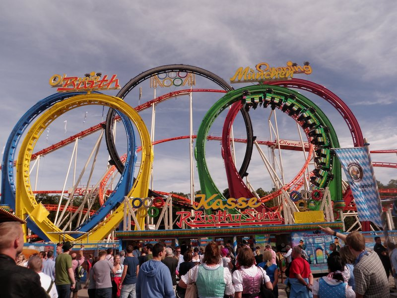 The Olympic Roller Coaster