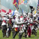 Tapping into History at the Tewkesbury Medieval Festival