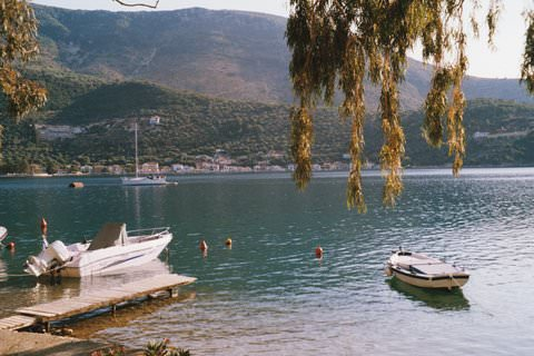 The tranquil beauty of Ithaka