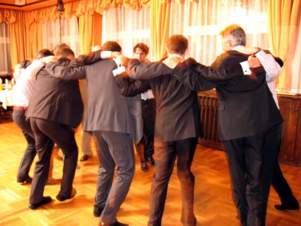 Traditional Dancing in Poland