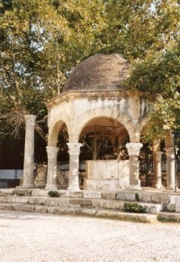 Turkish fountain at Kos