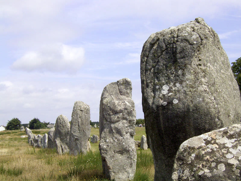 Carnac megaliths