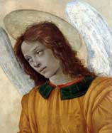 Filippino Lippi- Angel