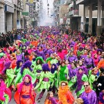 Greek Carnival: Apokreas – A Hint of Ancient Dionysian Revels