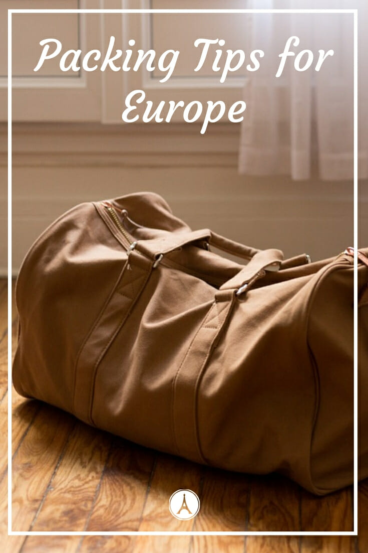 Packing Tips for Europe - European Curling Iron #Packing #packingtips #Traveltips #travel #europe #europetrip #europetravel #Whattopackforeurope #