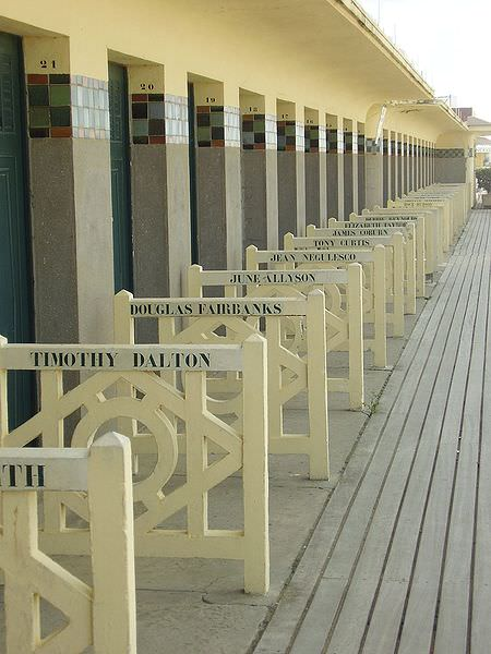 Deauville Boardwalk