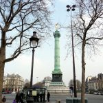 Paris's Place de la Bastille: Yesterday and Today