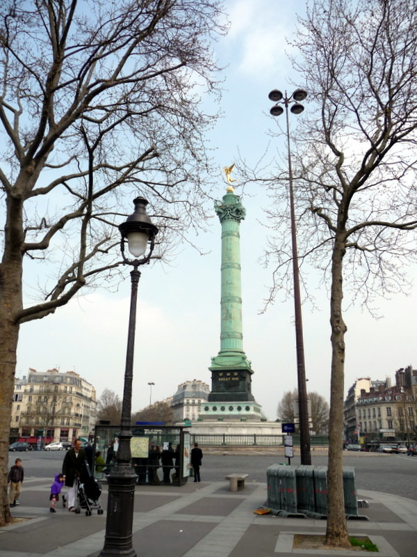 The Bastille Square