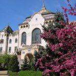 Targu Mures, Romania and its Gorgeous Culture Palace
