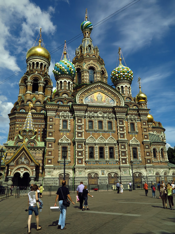 Church of the Savior on Spilt Blood
