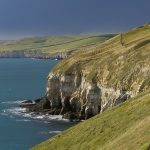 Hiking Along England's Jurassic Coast in the Purbeck Hills