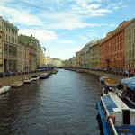 St. Petersburg, Russia – the Enchantress