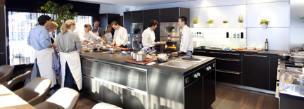 Ecole des chefs one of the cooking schools in France
