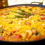 Paella Recipe: Eating Spanish with The Ravenous Traveler