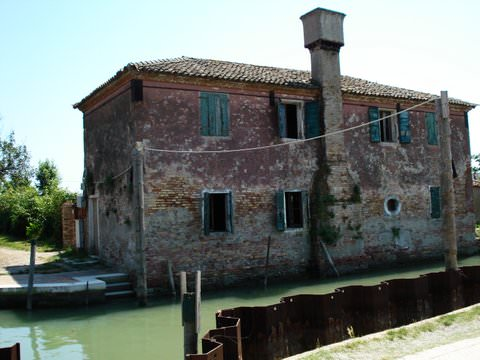 Old building on Torcello