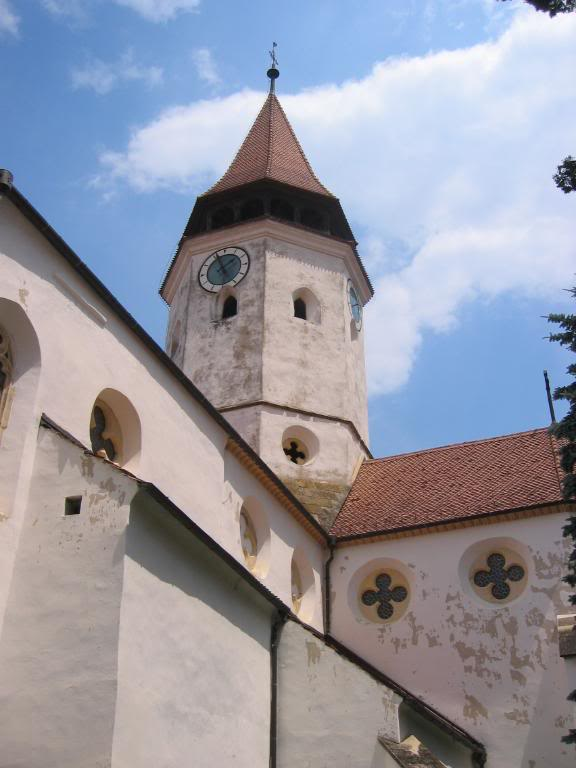 Prejmer church
