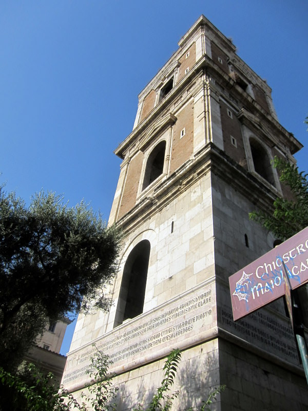 Santa Chiara Bell Tower