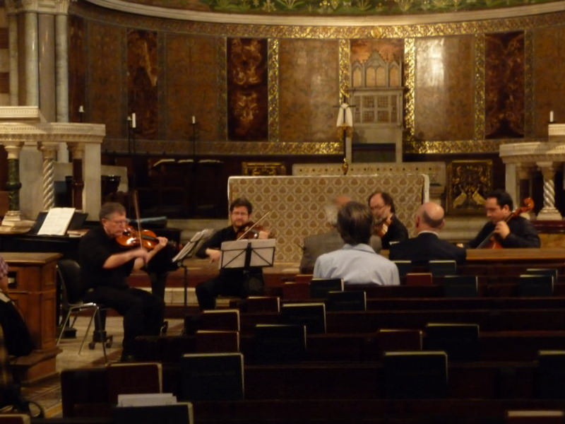 Concert at St. Pauls Within the Walls