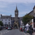 A Day in Machynlleth, Wales